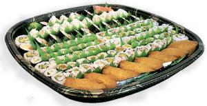 party sushi tray